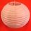 粉紅色DIY彩繪燈籠