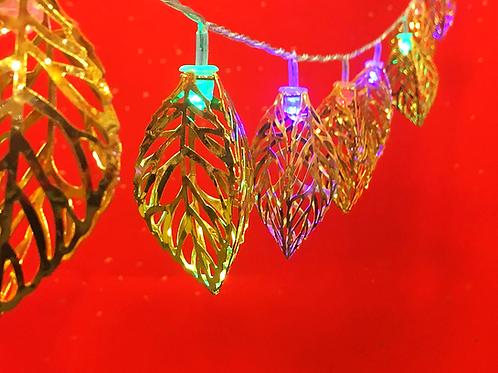 金葉子LED串燈飾