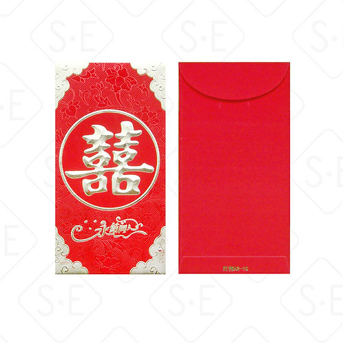 燙金囍字紅包袋 | 勝億紙藝品行創意紅包批發零售