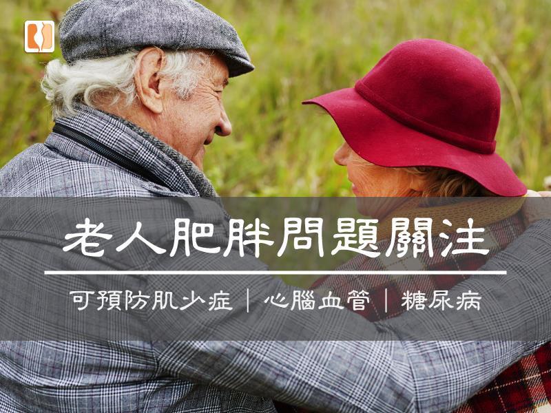 老人肥胖防治