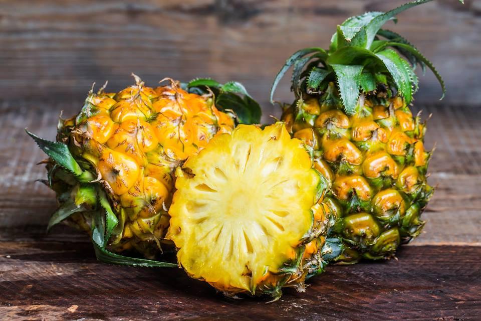 鳳梨減肥法