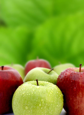 一天一顆蘋果遠離醫生,還可以遠離肥胖!