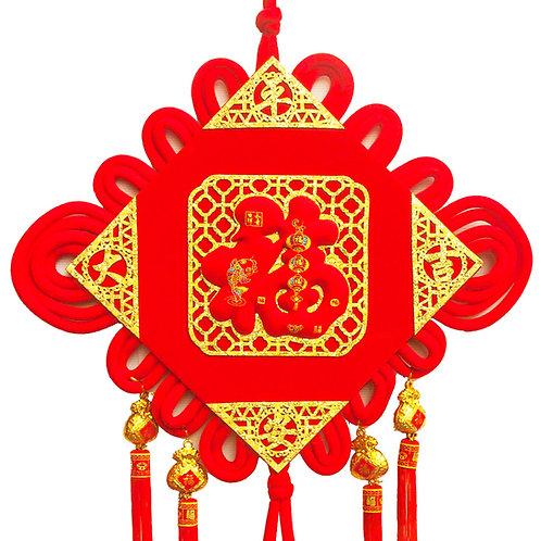 40#中國結(平安大吉)