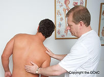 spinal assessment | back pain clinic | osteopath in romford