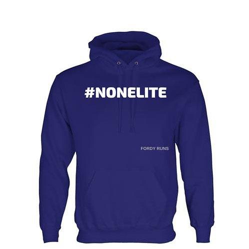 #NONELITE HOODIE