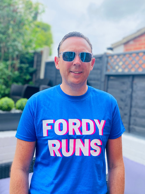 FORDY RUNS PINK 3D CASUAL