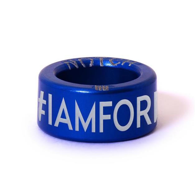 #IAMFORDY
