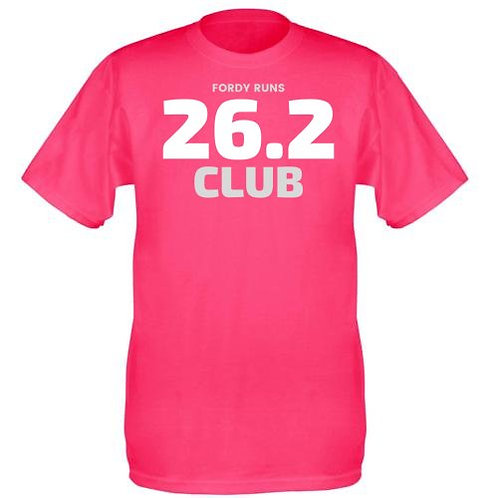 26.2 CLUB WHITE TECH TOP UNISEX