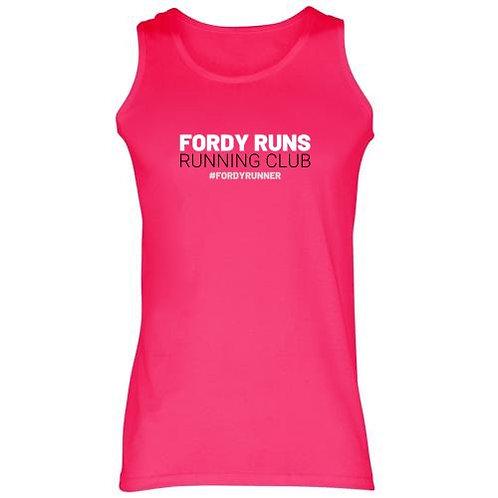 FORDY'S RACE VEST