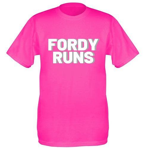 FORDY RUNS LADIES GREY 3D