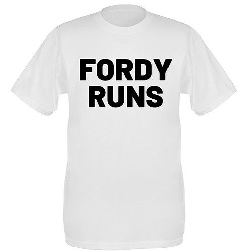 FORDY RUNS TECH TOP BLACK