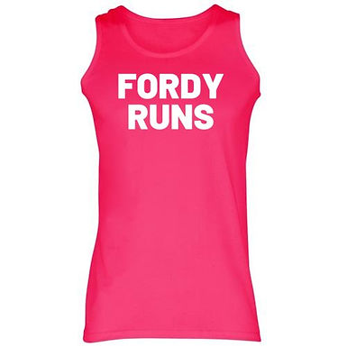 FORDY RUNS TECH VESTS