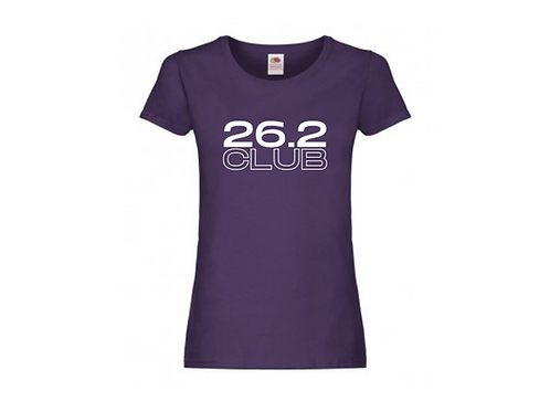 26.2 MILES CLUB CASUAL TEE