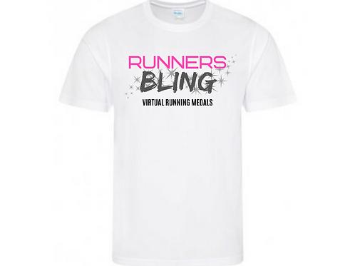 RUNNERS BLING TECH TOP LOGO