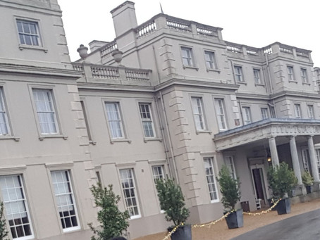 A day and night in Reading… De Vere Wokefield Estate