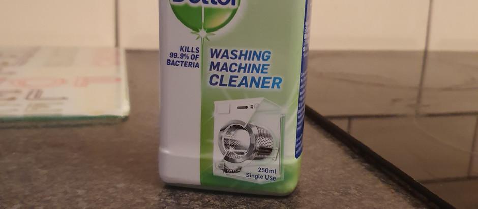 Washing machine self maintenance