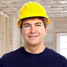 Handyman with Hammer