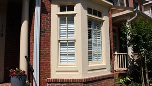 Window Trim Repair & Paint