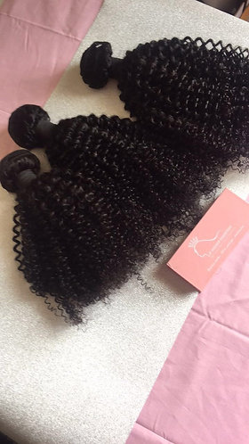 Bundle Deal | Mongolian Afro-Kinky-curly Hair