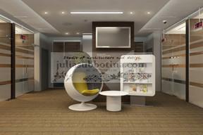 Клиентская зона банка. Анализ пространства