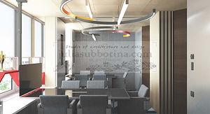 Дизайн инветиционной компании