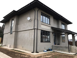 Архитектура и экстерьер жилого дома
