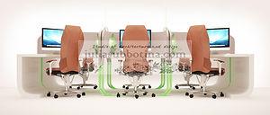 Дизайн мебели для Росатома