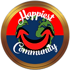 Happiest Community Logo