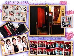 Cortes Photo Booth Rental