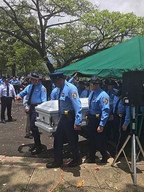 Police Officer Benjamin De los Santos Barbosa