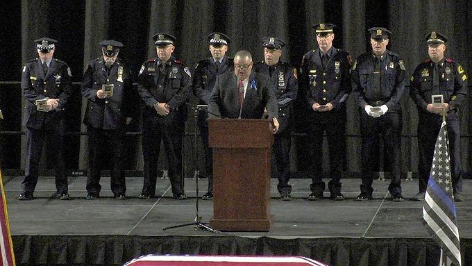 Public Safety Officer Jackson Winkeler