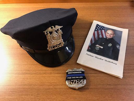 Police Officer Nathan Heidelberg