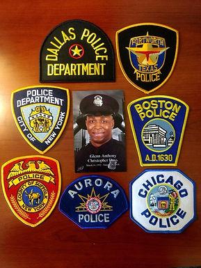 Police Officer Glenn Doss
