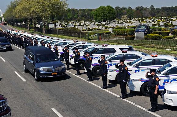 NYPD PO Brian Moore