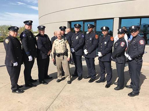 Police Officer Charleston Hartfield