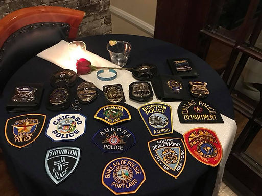 Police Officer Greggory Casillas