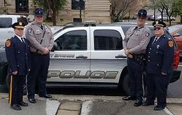 Police Officer Brent Scrimshire