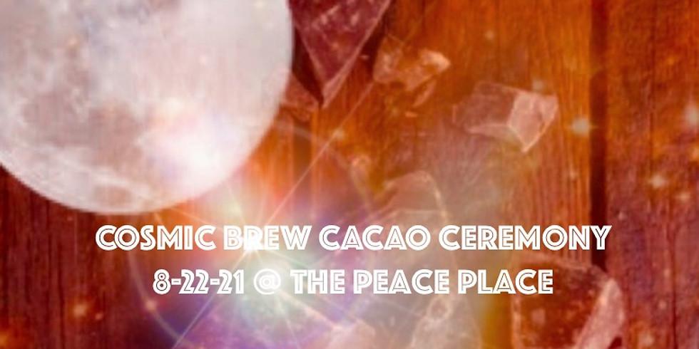 Cosmic Brew Cacao Ceremony