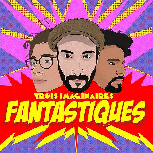 Fantastiques by Trois Imaginaires CD