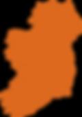 ireland icon orange