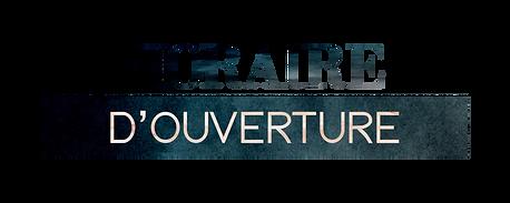 HORAIRE D'OUVERUTRE BLADELINE MICROBLADI