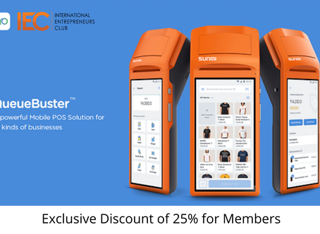 Partnership with QueueBuster for Point of Sale solutions