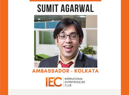 Welcoming our new Ambassador from Kolkata, India.