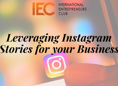 Leveraging Instagram Stories for your Business