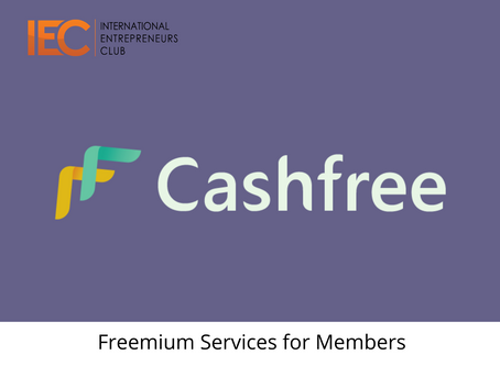 Partnership with Cashfree for Online Payment Solutions