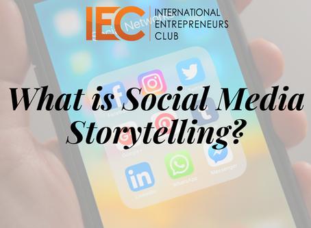 What is Social Media Storytelling?