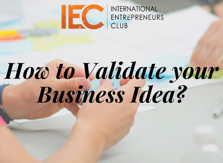 12 Steps to Validate your Business Idea