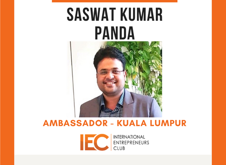 Announcing our new Ambassador for Kuala Lumpur
