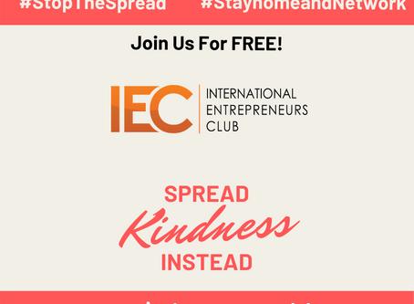 Free Startup Membership of International Entrepreneurs Club