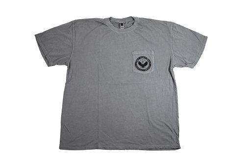 Little Chris Music Dyed Shirt Grey
